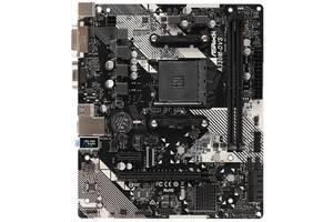 Материнская плата ASRock A320M-DVS R4.0 (sAM4, AMD A320) mATX (6482252)