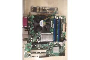 Материнская плата INTEL DG965SS+CPU Celeron 480 1.8GHz+система охлаждения