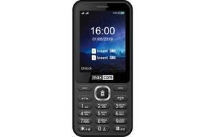 Maxcom MM814 Black (Код товара:10991)