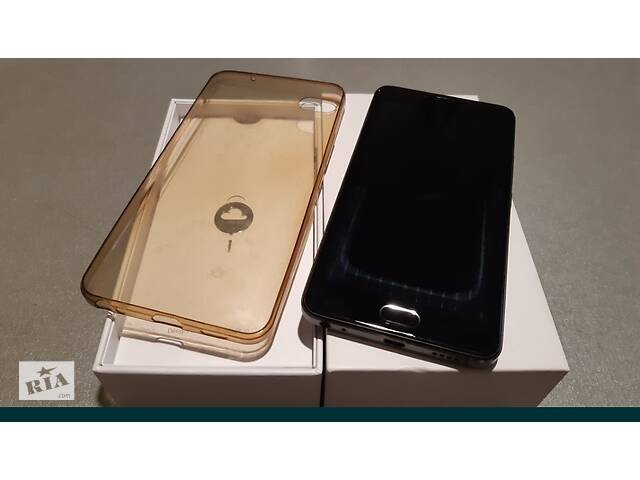 Meizu u20, сканер отпечатка, полный комплект