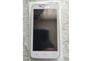 Мобільний телефон Lenovo A328 White