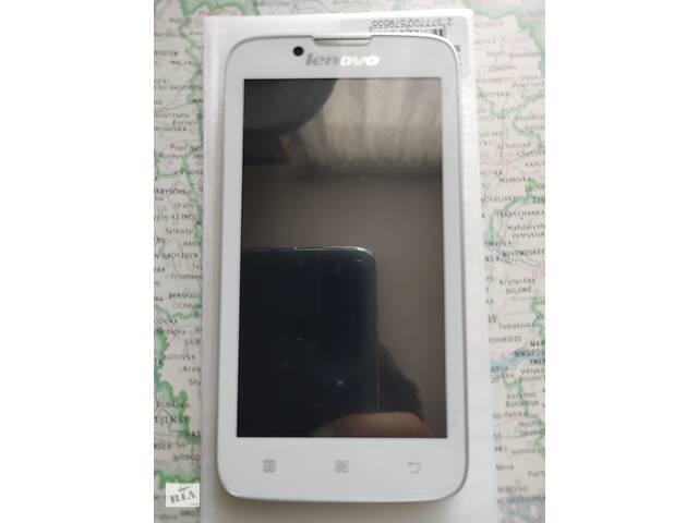 бу Мобільний телефон Lenovo A328 White в Хмельницькому