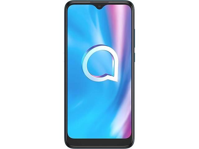 купить бу Мобильный телефон Alcatel 1SE 3/32GB Agate Green (5030D-2BALUA2) в Киеве