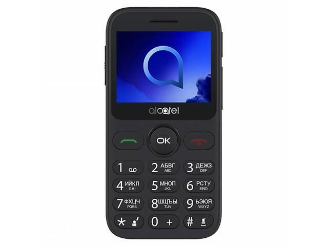 Мобильный телефон Alcatel 2019 Single Sim Metallic Gray (2019G-3AALUA1); 2.4 (240x320) TN / кнопочный моноблок / Spre...- объявление о продаже  в Харькове
