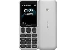 Мобильный телефон Nokia 125 DS White