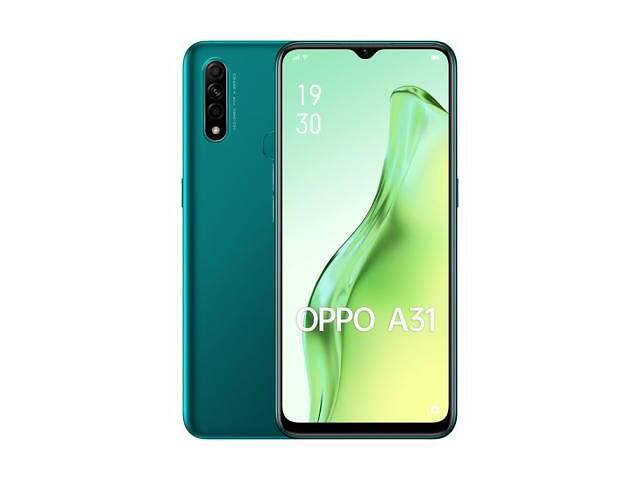 купить бу Мобильный телефон Oppo A31 4/64GB Lake Green (OFCPH2015_GREEN) в Харькове