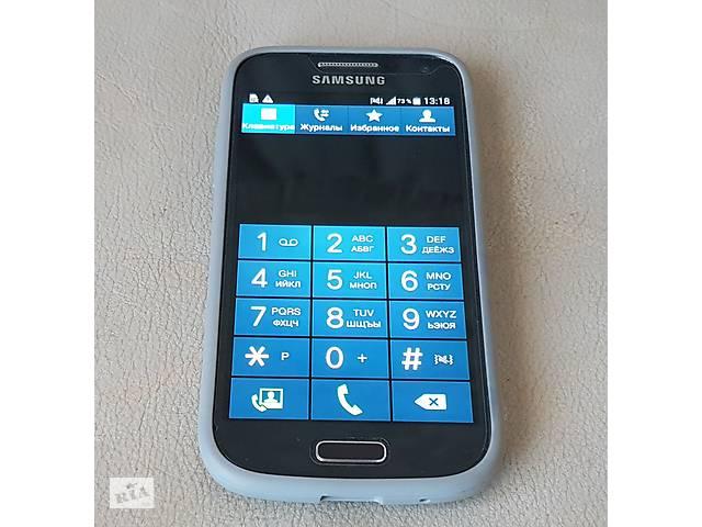 бу  Мобильный телефон Samsung Galaxy S4 GT-I9192 mini (оригинал) в Запорожье