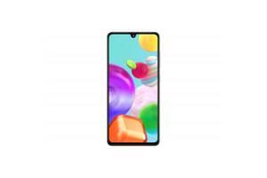 Мобильный телефон Samsung SM-A415F/64 (Galaxy А41 4/64Gb) Prism Crush White (SM-A415FZWDSEK)
