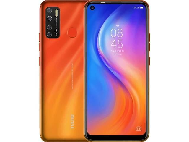 Мобильный телефон TECNO KD7 (Spark 5 Pro 4/64Gb) Spark Orange (4895180756054)- объявление о продаже  в Киеве