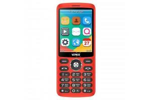 Мобильный телефон Verico Style S283 Red (4713095606915)