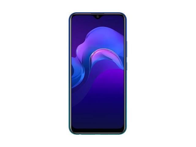 купить бу Мобильный телефон vivo Y15 4/64GB Aqua Blue в Харькове