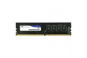 Модуль памяти для компьютера DDR4 4GB 2133 MHz Elite Black Team (TED44G2133C1501)
