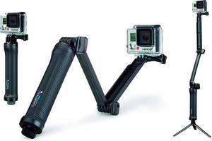 Монопод-штатив GoPro 3-Way Mount - Grip/Arm/Tripod (AFAEM-001)
