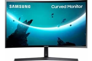 """Mонитор 23.5"""" Samsung Curved C24F396F"""