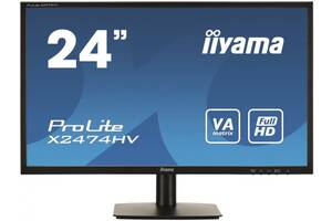 Монитор Iiyama ProLite X2474HV-B1