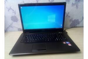 Мощный ноутбук в идеальном состоянии с большим экраном Asus K72JR