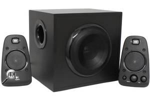 Мультимедийная акустика Logitech Speaker System Z-623 (200 Вт) THX.
