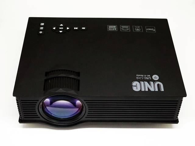 купить бу Мультимедийный проектор Unic UC68 WIFI в Киеве