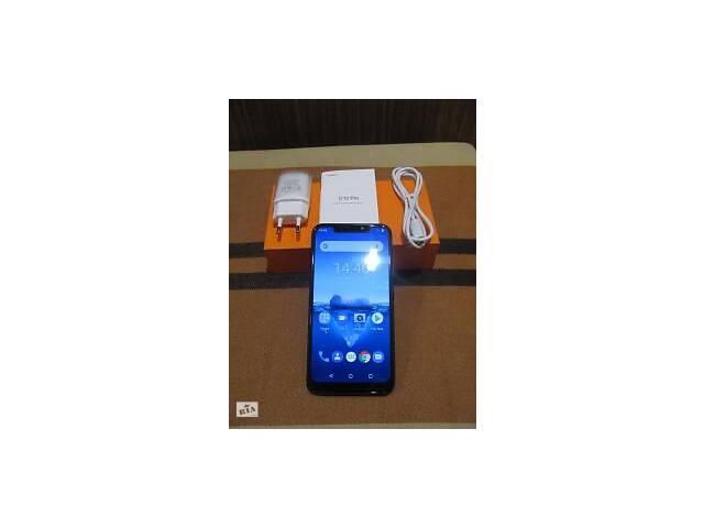 купить бу Не пропусти!!! Новый телефон Oukitel C12 Pro 2/16Gb Black экран 6.2 дюйма в Киеве