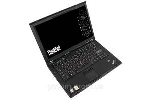 "Ноутбук 14.1"" LENOVO ThinKpad T61 Intel® Core™2 Duo T7300 4GB RAM 80GB HDD"