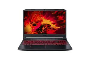 Ноутбук Acer Nitro 5 AN515-44 (NH.Q9HEU.018); 15.6 FullHD (1920x1080) IPS LED матовый / AMD Ryzen 7 4800H (2.9 - 4.2...