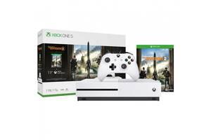 Игровая приставка Microsoft Xbox One S 1TB + Tom Clancy's The Division 2