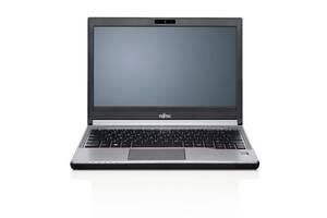 """Ноутбук Fujitsu LifeBook E746 / 14"""" (1920x1080) IPS / Intel Core i7-6600U (2(4) ядра по 2.6 - 3.4 GHz) / 16 GB DDR4 /..."""