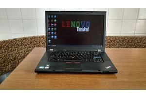 """Ноутбук Lenovo ThinkPad T520, 15.6"""", i5-2520M, 8GB, 320GB. Гарантия. Перерасчет, наличные"""
