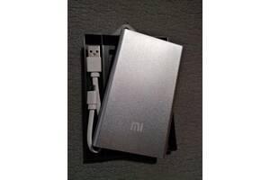 Новый Аккумулятор PowerBank Xiaomi 12000 mAh тонкий ПаверБанк