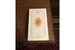 Новый iPhone SE Gold 32Gb