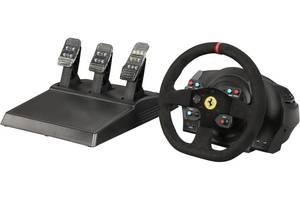 Новий Thrustmaster T300 RS rs gt alcantara ferrary PC/PS4/PS3 t150
