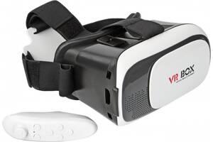 Окуляри віртуальної реальності VR BOX для смартфона + пульт