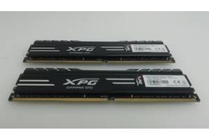 Оперативная память ADATA XPG Gammix D10 DDR4 32GB(2x16GB) от 3000MHz до 3600 Мгц