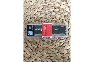 Оперативная память Kingston HyperX Fury Black 1x8 ГБ DDR4 3200MHz