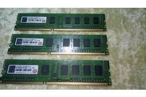 Оперативная память Transcend ddr3 1333