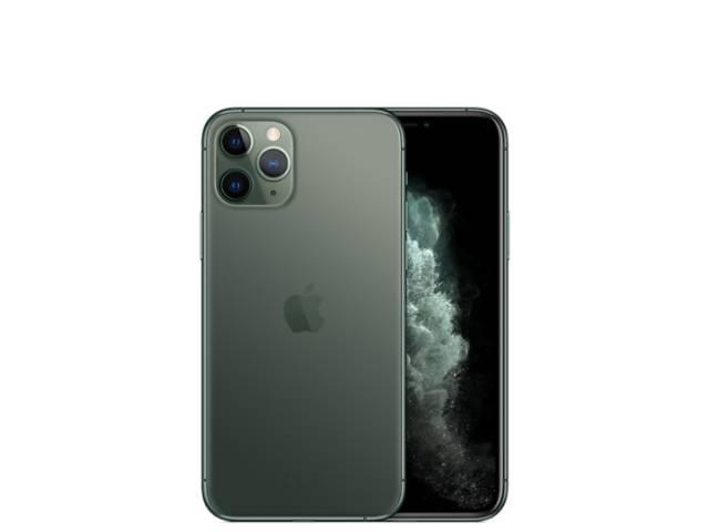 купить бу Оригинальный Apple iPhone 11 Pro 256Gb Midnight Green в Харькове