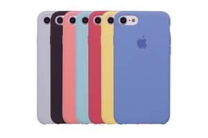 """Оригинальный силиконовый чехол для Apple iPhone 7 (4.7"""") (ap7gor)"""