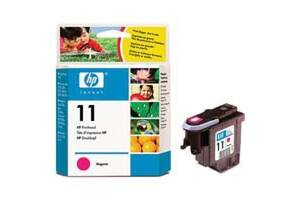 Печатающая головка HP №11 Magenta (DesignJ10ps/ 500/ 800) (C4812A)