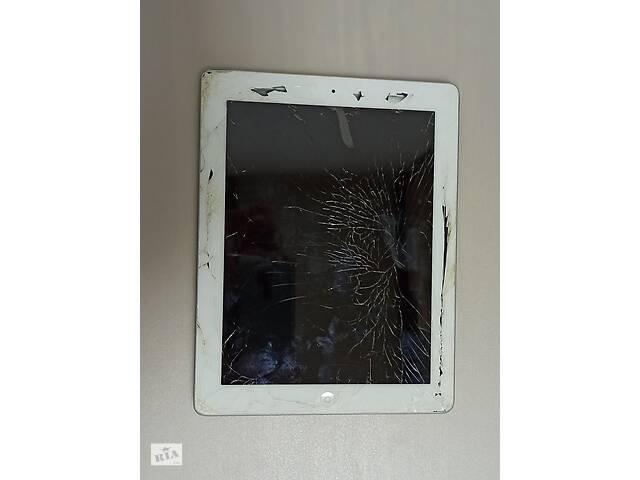 бу Планшет Apple A1458 iPad 4 на запчастини icloud в Києві