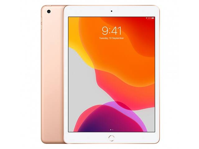 Планшет Apple iPad 10.2 Wi-Fi + Cellular 128GB Gold (MW722, MW6G2)- объявление о продаже  в Харькове