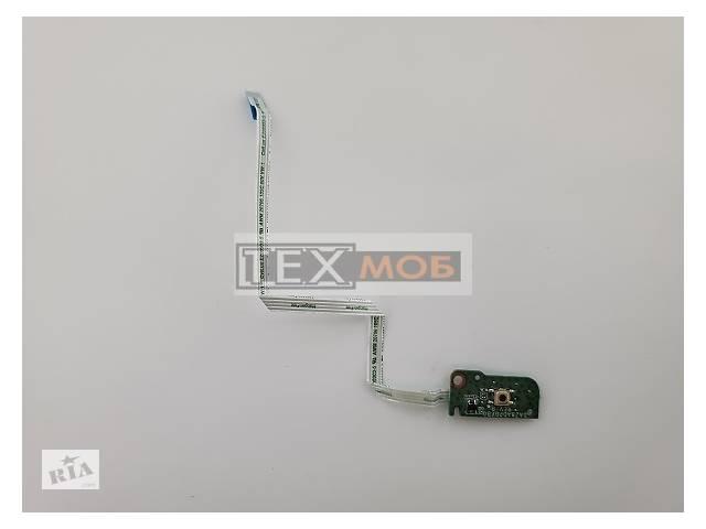 Плата с кнопкой включения Acer Aspire ES1-431, с шлейфом.- объявление о продаже  в Киеве