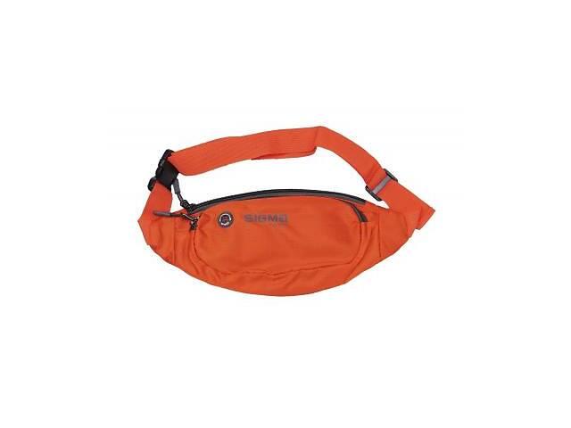 Подарок к мобильному телефону Sigma Поясна сумка X-active BS-90 Urbanistic Hip Bag Orange (4827798121016)- объявление о продаже  в Харькове