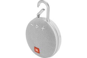 Портативна акустика JBL CLIP 3 White