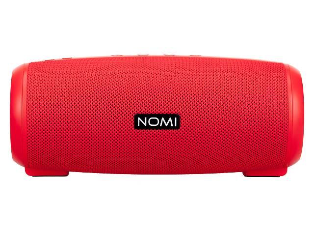 Портативна акустика Nomi BT 526 Play 2 Red- объявление о продаже  в Запоріжжі