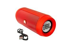 Портативная колонка JBL Charge 2+ на 6000 mAh Красная
