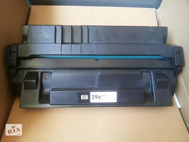 бу Продам Б/у Картридж HP LaserJet C 4129 X, Original, первопроходец.  в Киеве