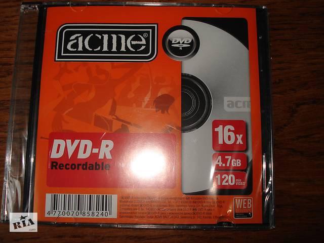 продам Продам чистые диски DVD-R бу в Киеве