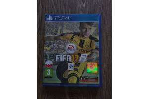 Продам диск Fifa17 на PS4,в отличном состоянии!