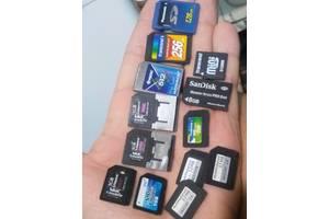 Продам карты памяти (флешки) к старым телефонам и CF card (ЦЗК)