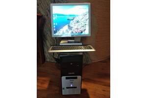 Продам монитор Samsung SyncMaster 971p в комплекте с компьютером Asus Intel Core i2